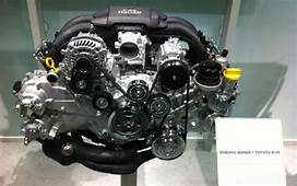 Subaru Confirms Turbocharged Version Of BRZ Engine  2015