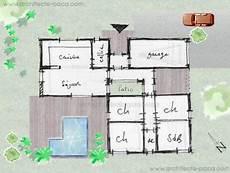 architecte et plan de maison plans de maisons bois