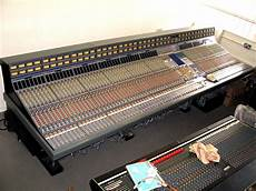 mixer console focusrite forte blue large mixing console funky junk