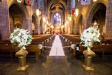 wedding ceremony ideas 13 d 233 cor ideas for a church