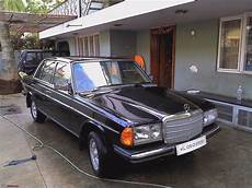 My 84 Mercedes W123 200d Completely Restored Team Bhp