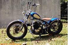 Scorpio Modif Harley by Yamaha Scorpio Modif Harley Foto Modifikasi Motor Terbaru