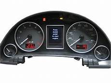 electric power steering 2009 audi a8 instrument cluster audi b6 2002 2005 s4 color premium dis cluster