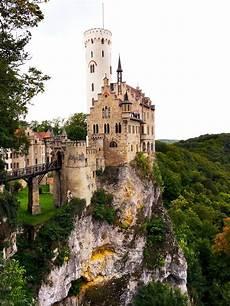 Lichtenstein Castle Lichtenstein Germany By Steel