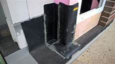 Abdichten Fenstern - baustellenbericht epdm abdichtung bodentiefer fenster und