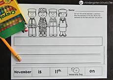 free veterans day activity the kindergarten connection