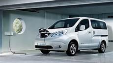 new e nv200 evalia electric family car electric 7