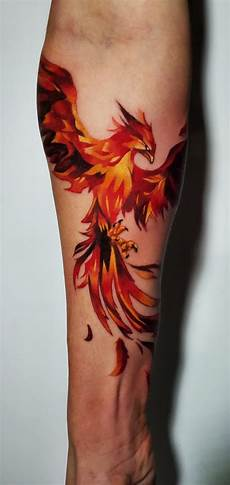 phoenix tattoo my first tattoo ever from jake at skin