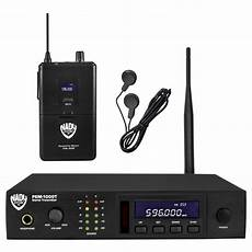 Pem 1000 Uhf Wireless In Ear Monitor System Nady Systems