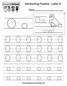 worksheets for kindergarten letter o letter o writing practice worksheet free kindergarten english worksheet for kids