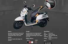 Modif Helm Scoopy by Aksesoris Honda Scoopy 2017 Cover Jok Warungasep
