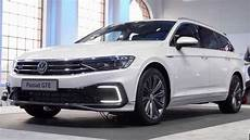 europe s 2019 vw passat shows it all in walkaround