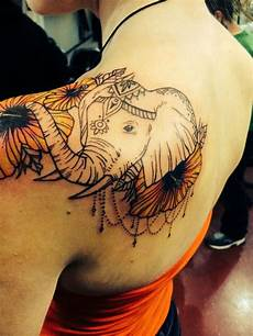51 cute and impressive elephant tattoo ideas sortra
