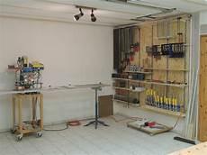 osb platten wand montieren werkzeugwand anbringen woodworker