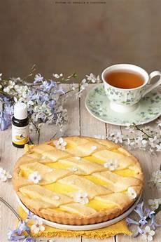 Crostata Crema Pasticcera E Grano Di Pasqua Fatto In Casa Da Benedetta Rossi Ricetta Nel | crostata con crema pasticcera al limone e marmellata profumo di cannella e cioccolato
