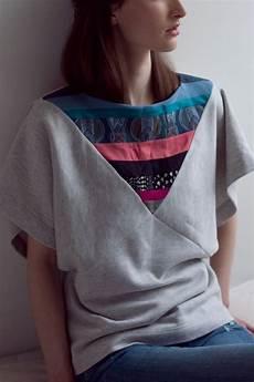 t shirt malvorlagen kostenlos versenden kostenlose n 228 hanleitung t shirt mit extravagantem schnitt
