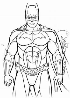 Gratis Malvorlagen Batman Malvorlagen Zum Drucken Ausmalbild Batman Kostenlos 3