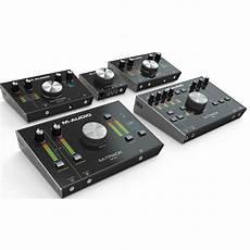M Audio M Track 8x4 Audio Interface At Gear4music