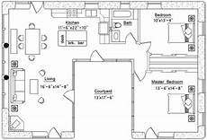 u shaped house floor plans u shaped house plans courtyard pool courtyard house