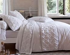linge de lit percale finition croisillons becquet