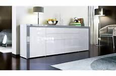 buffet ikea blanc laqué buffet design blanc laqu 233 200 cm 4 portes 2 tiroirs