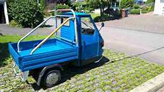 piaggio ape 50 cross country top zustand mit bestes