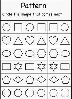 4 year old worksheets printable pattern worksheet