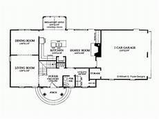 georgian colonial house plans floorplan of the month american colonial georgian style