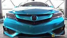 2016 acura ilx custom tuner edition exterior walkaround