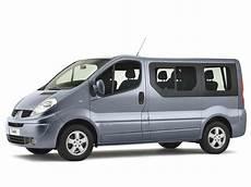 Renault Trafic 9 Seater