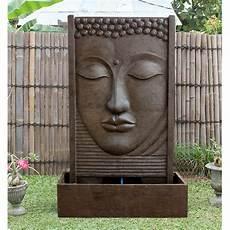 grande fontaine bouddha exterieur superbe fontaine mur d eau de bouddha pas ch 232 re