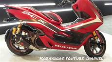 Modifikasi Honda Pcx by Modifikasi All New Honda Pcx 150 2018 Indonesia Custom