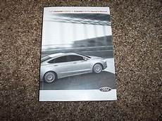 electric and cars manual 2013 ford fusion security system 2013 ford fusion hybrid energi owner operator manual titanium se luxury 2 0l ebay