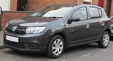 File 2017 Dacia Sandero Ambiance Sce Facelift 1 0 Front