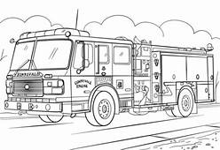 Bold Idea Emergency Vehicle Coloring Pages Vehicles