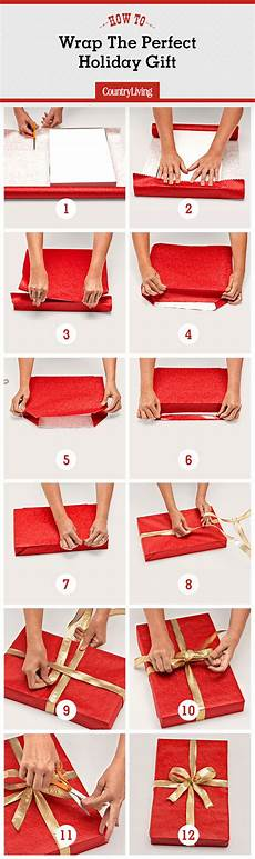 How To Wrap A Gift Wrapping A Present Step By Step
