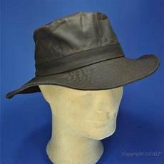 chapeau imperm 233 able grand bord chapeau de pluie marron