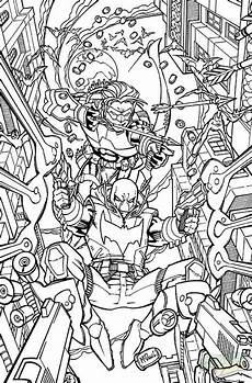 Malvorlagen Comics 25 Dc Comics Coloring Book Variant Covers Revealed Ign