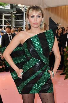 miley cyrus miley cyrus at 2019 met gala in new york 05 06 2019