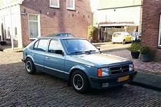 opel kadett d in het opel kadett d 1981 autonieuws autoweek nl