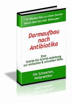 Darmaufbau Nach Antibiotika Ratgeber