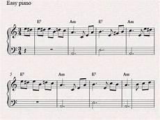free easy piano sheet music fur elise youtube