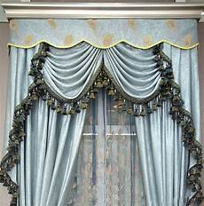 vorhang grau blau new free shipping grey green blue emboss cortinas luxury