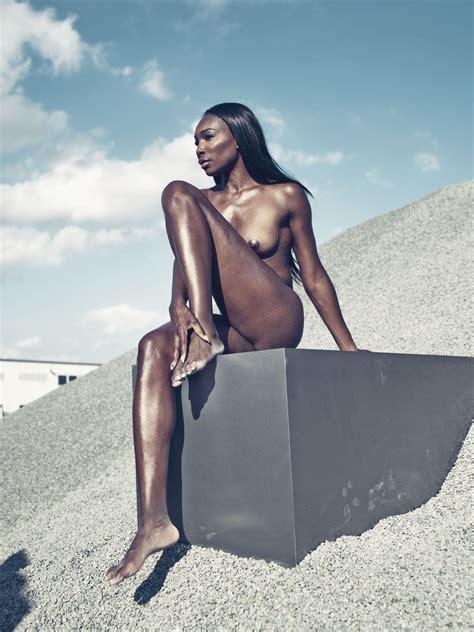 Serena Williams Naked