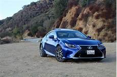 lexus rc f sport 2016 lexus rc 350 f sport one week review automobile