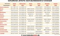 sommerferien nrw 2016 search results calendar 2015