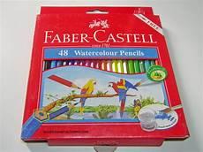 Faber Castell Malvorlagen Free Faber Castell 48 Pc Watercolor Pencils Color Chart