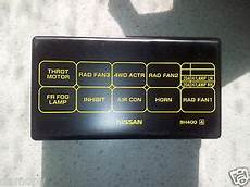 Nissan X Trail T30 2001 2007 Fuse Relay Box Cover New