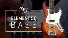 Element 5q By Michael Guitars Sound Demo
