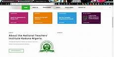 nti admission form 2019 2020 photos nce bdps pttp pgde